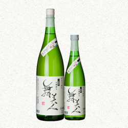 福井の地酒・舞美人 純米吟醸酒