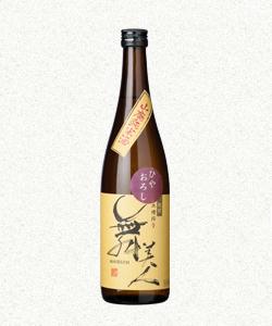福井の地酒 舞美人 山廃純米酒 ひやおろし